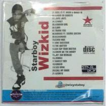 Wizkid's Fake Album Drops At Alaba Market